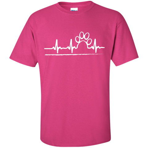 Dog Heartbeat  T-Shirt