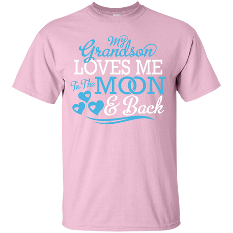 My Grandson loves me to the Moon and Back  T-Shirt