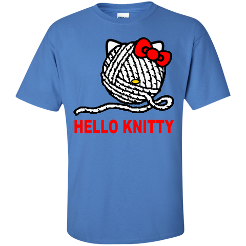 Hello Knitty  T-Shirt
