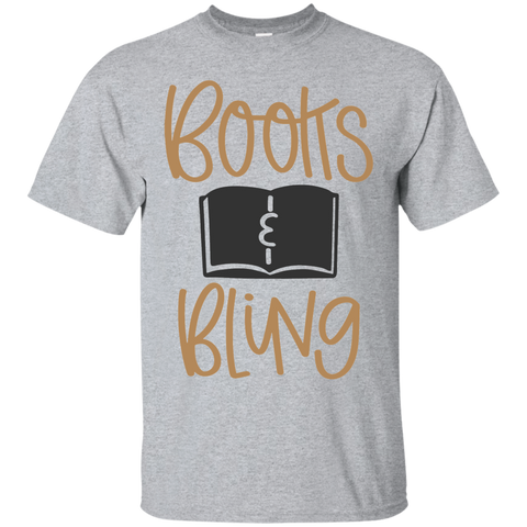 Books Bling  T-Shirt