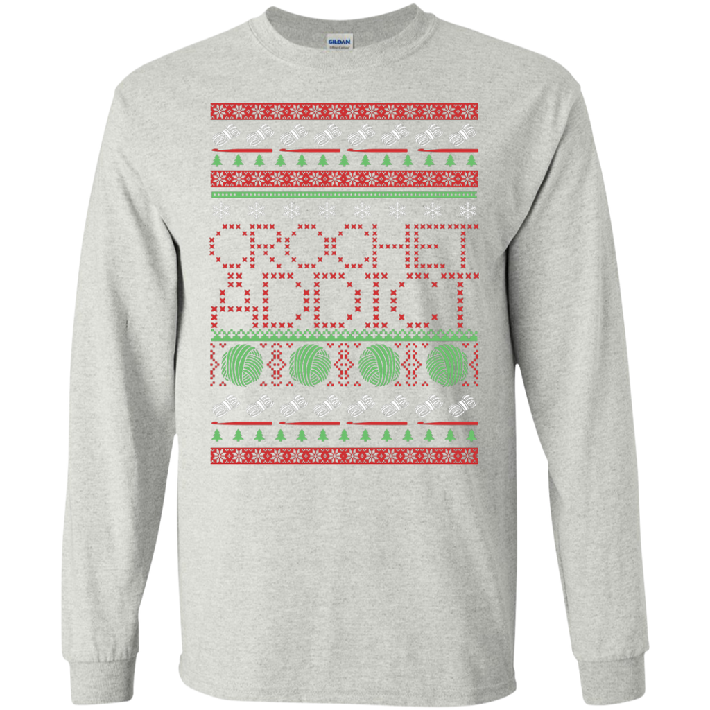 Crochet Addict  Ultra Cotton Tshirt