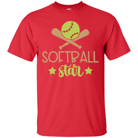 Softball Star  T-Shirt