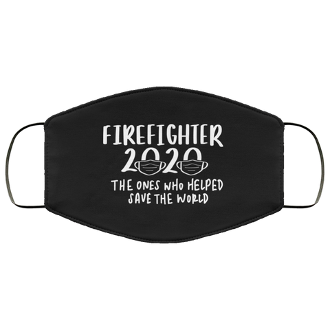 Firefighter 2020  Face Mask