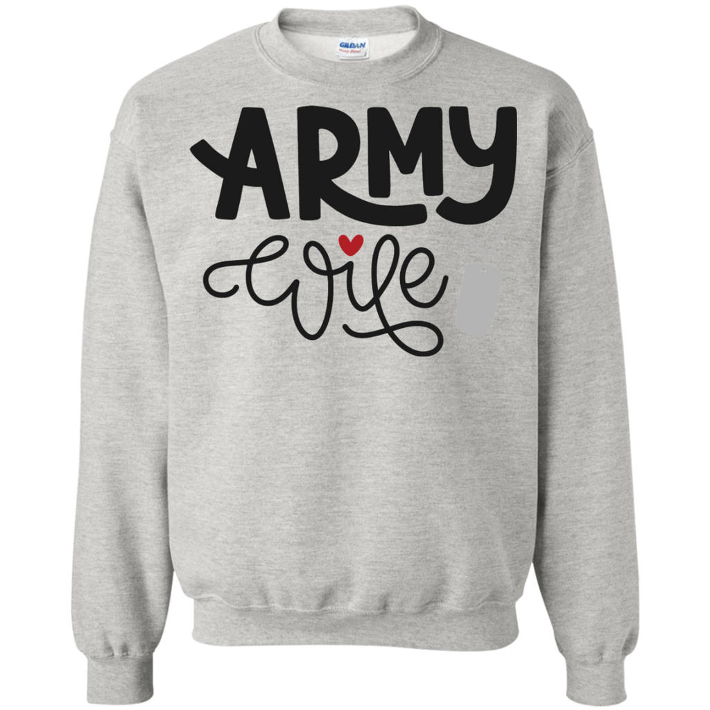 Army Wife  Sweatshirt