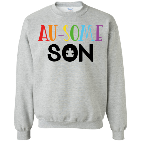Au-Some Son Sweatshirt