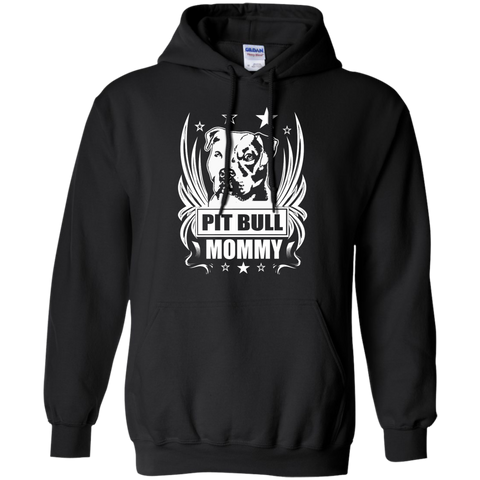 Pit Bull Mommy Hoodie