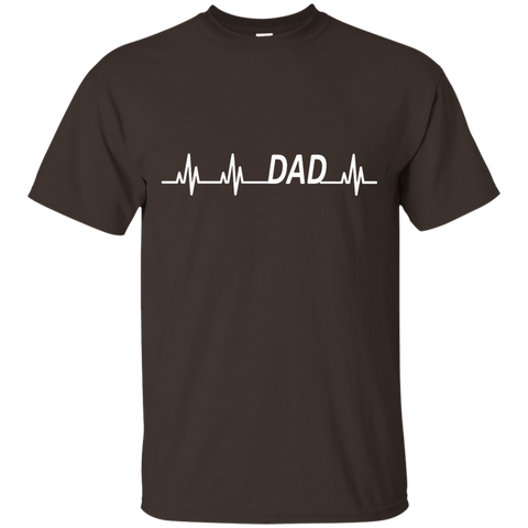 Dad Heartbeat   T-Shirt