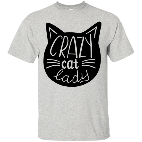 Crazy Cat Lady Tshirt