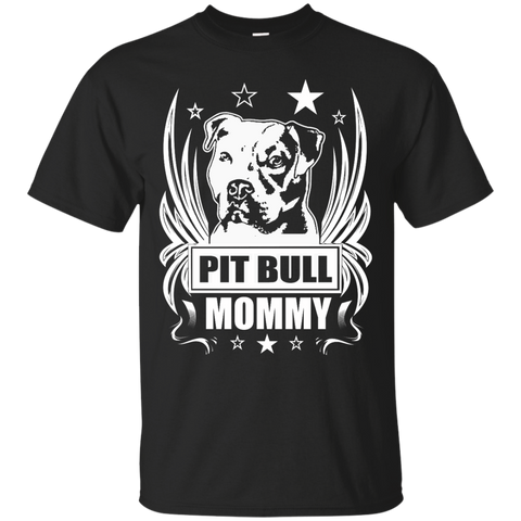 Pit Bull Mommy  T-Shirt