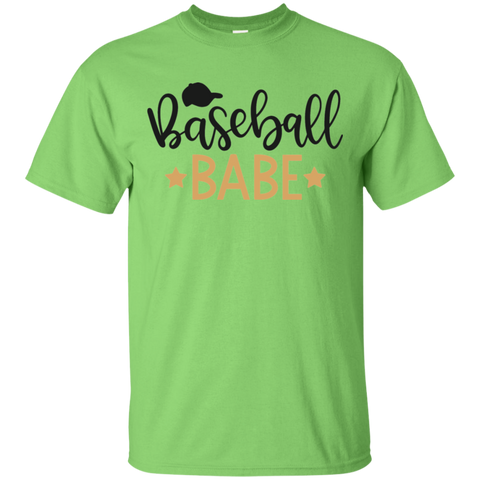 Baseball Babe  T-Shirt