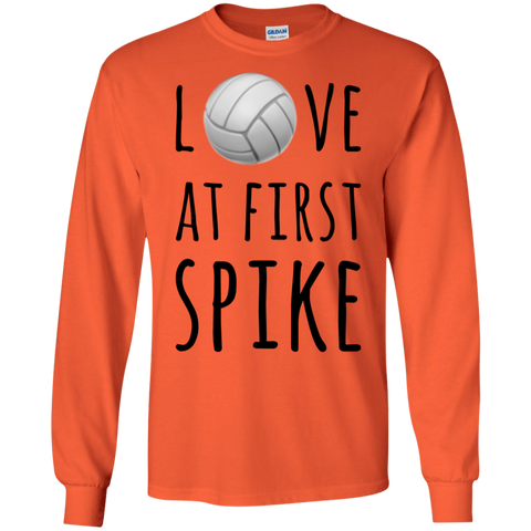 Love at first spike LS Tshirt