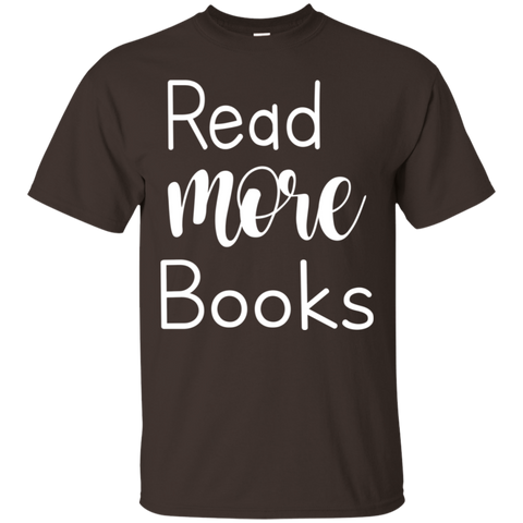 Read more Books  T-Shirt