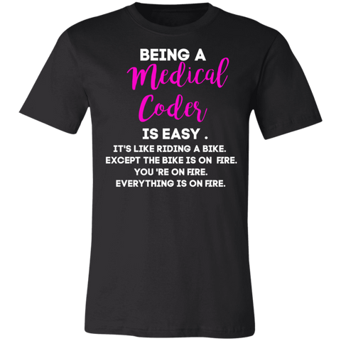 Medical Coder is easy  T-Shirt