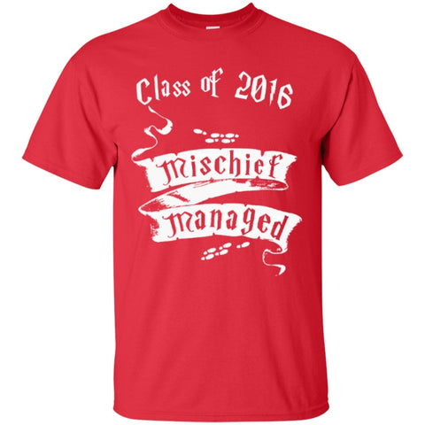 Apparel - Mischief Managed Class Of 2016 Collections