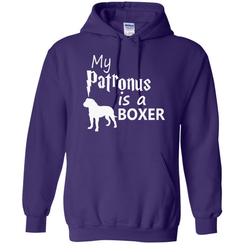Apparel - My Patronus Is A Boxer