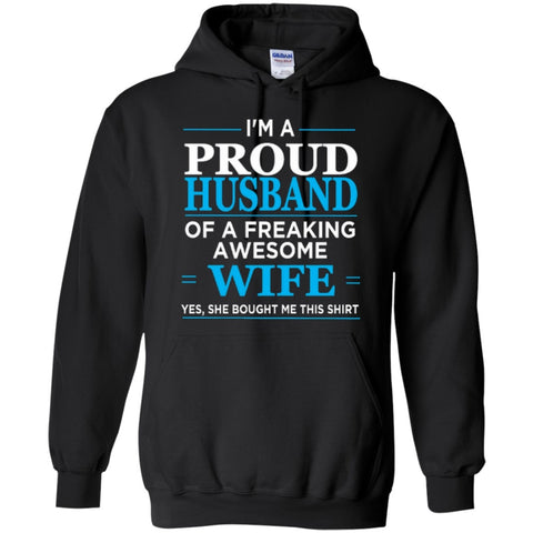Apparel - Proud Husband Of Freaking Awesome Wife