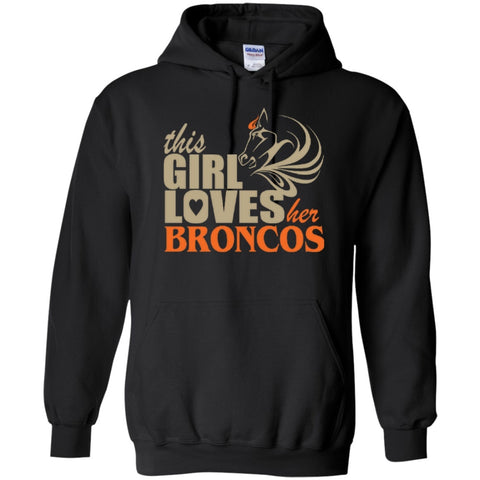 Apparel - This Girl Loves Her Broncos
