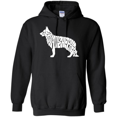 Featured Products - German Shepherd  Pullover Hoodie 8 Oz
