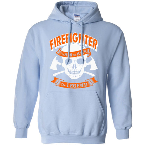 Hoodies - Firefighter The Man The Myth And The Legend  Hoodie