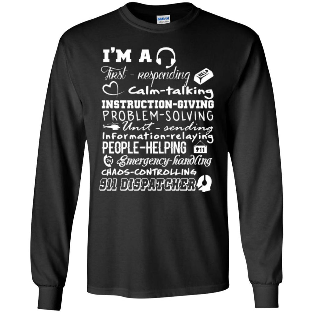 Long Sleeve - 911  Poems  LS Ultra Cotton Tshirt