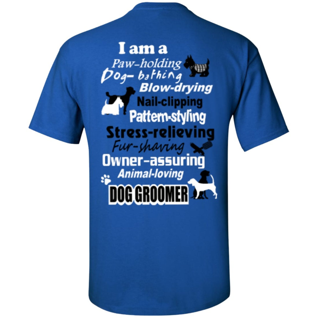 Short Sleeve - Dog Groomer T-Shirt