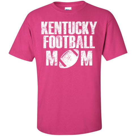 Short Sleeve - Kentucky Football Mom  T-Shirt