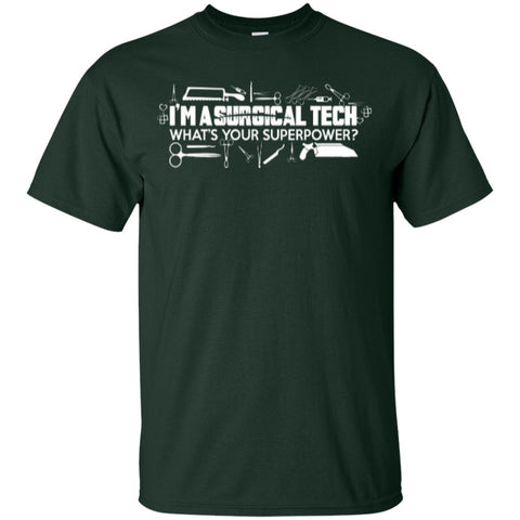Short Sleeve - Surgical Tech Superpower  T-Shirt
