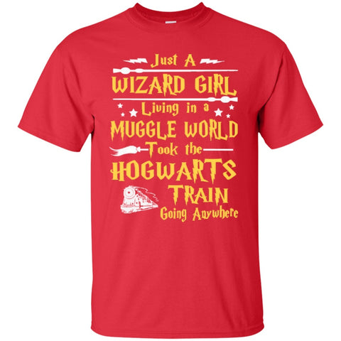 Short Sleeve - Wizard Girl  T-Shirt