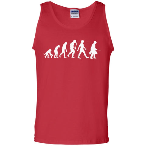 Sleeveless - Harry Potter Evolution  100% Cotton Tank Top