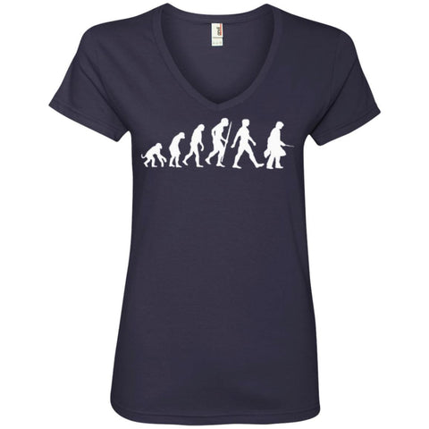 T-Shirts - Harry Potter Evolution  ' V-Neck Tee
