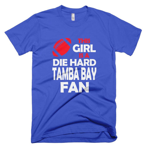 This Girl Is A Die Hard Tamba Bay Fan