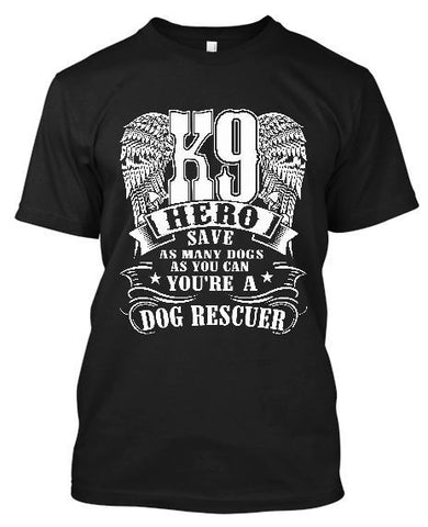 K9 Hero Save as many dogs as you can You're a Dog Rescuer