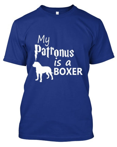 Tshirt , Hoodies - My Patronus Is A Boxer