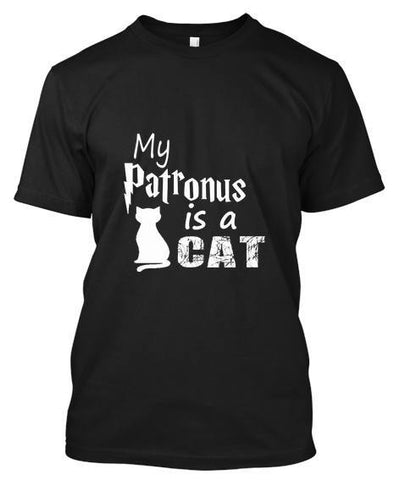 Tshirt , Hoodies - MY PATRONUS IS A CAT