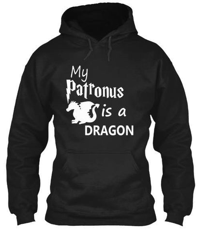 Tshirt , Hoodies - MY PATRONUS IS A Dragon