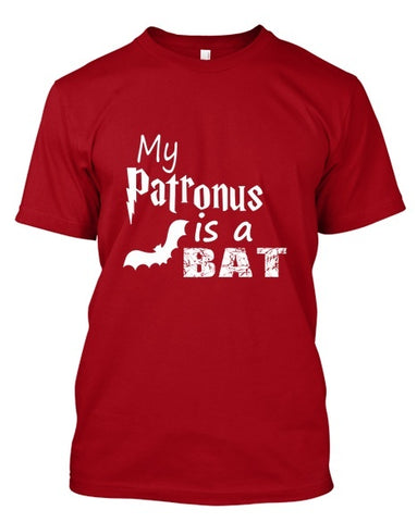 Tshirt - My Patronus Is A Bat