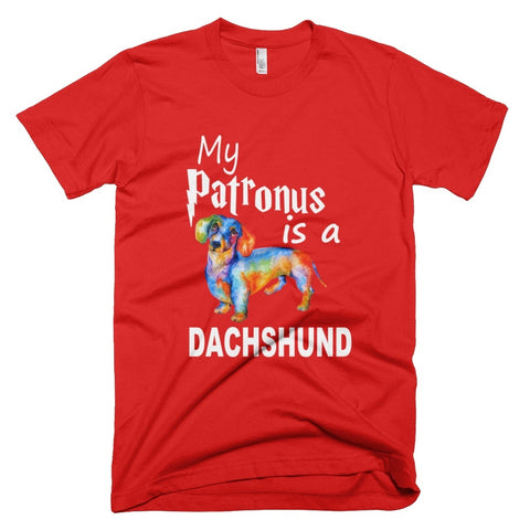 Tshirt - My Patronus Is A Dachshund  V2