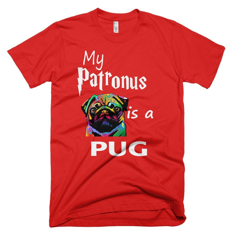 Tshirt - My Patronus Is A Pug