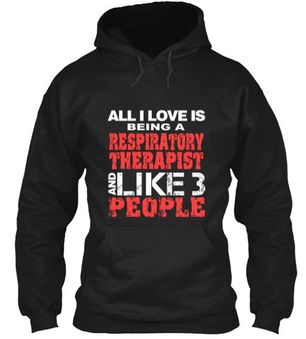 Tshirt - Respiratory Therapist   Like