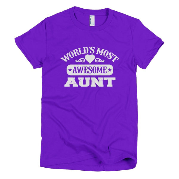 World S Most Awesome Aunt Teeholic