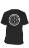 4171 Tee Black/White - Fuel Clothing  - 2