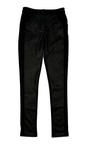 Paint It Red Scandal Pant Black - Fuel Clothing  - 1