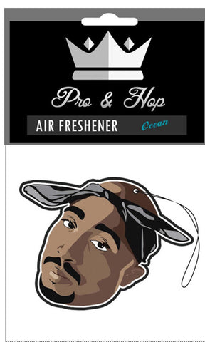 Pro N Hop Air Freshener Tupac - Fuel Clothing