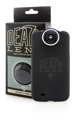 Death Lens Samsung Galaxy Fisheye - Fuel Clothing  - 1