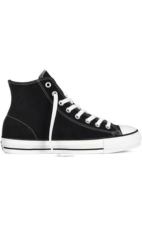 Converse Ct Pro Skate High Black Suede - Fuel Clothing  - 1