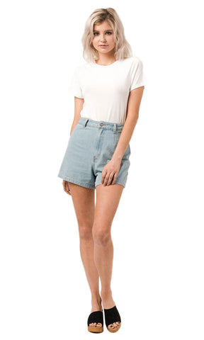 Afends Seventies Denim Shorts