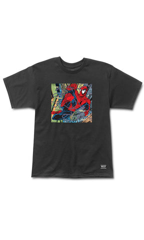 Grizzly X Spider-Man Aerial Tee