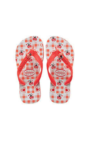 Havaianas Kids Print Lucky Bug - Fuel Clothing