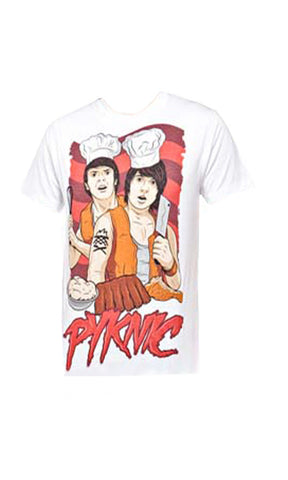 Pyknic Butcher & Chef Tee - Fuel Clothing