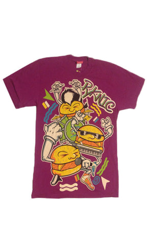 Pyknic Cali Cheese Tee - Fuel Clothing